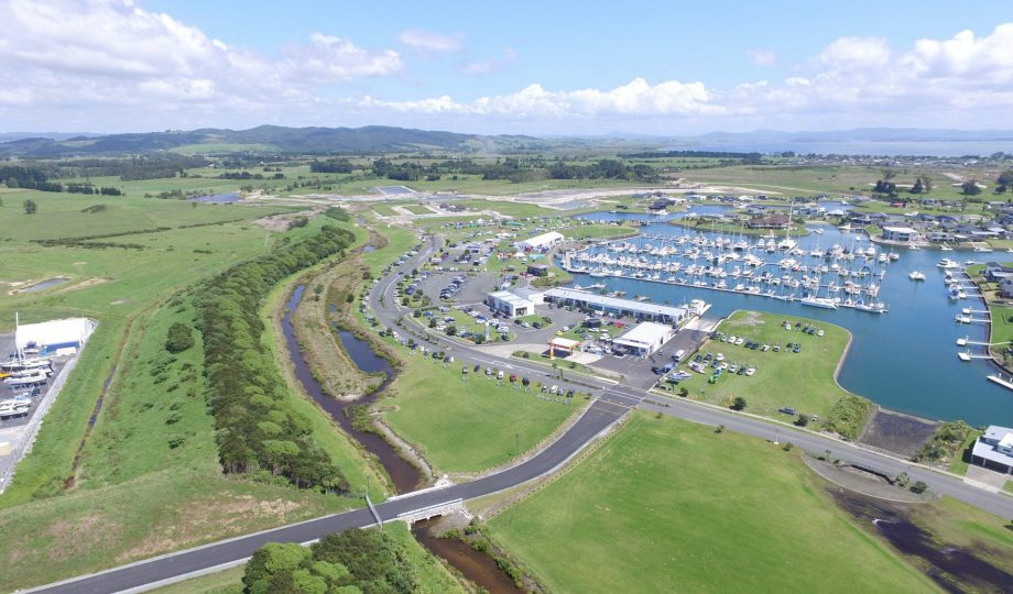 Marsden Maritime Holdings port land marina